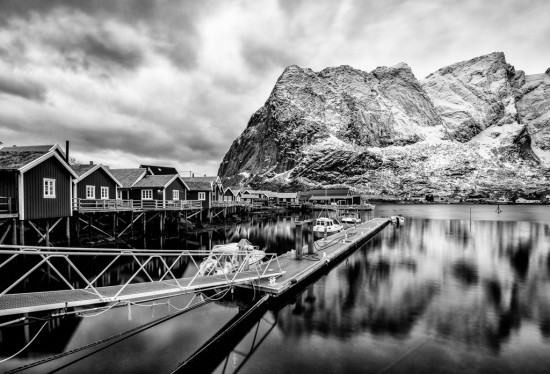 All's Quiet in the Western Fjord