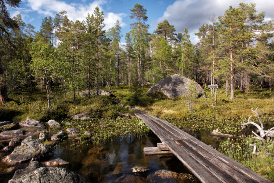 The Way to Pielpajärvi